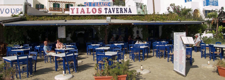 Saint George Beach, Naxos